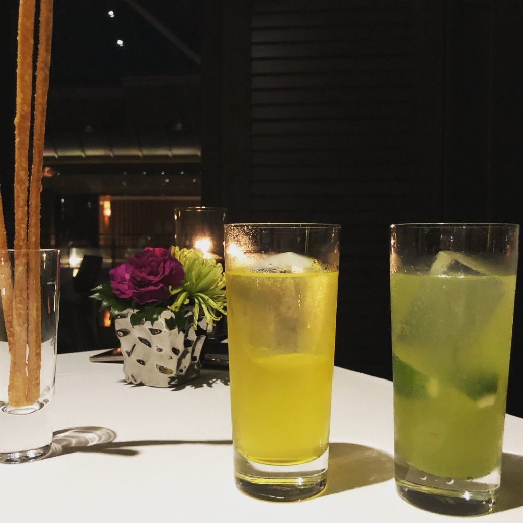 ザ・リッツカールトン沖縄のイタリアンレストラン