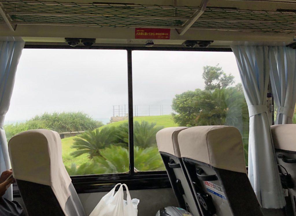 奄美大島の空港連絡バス