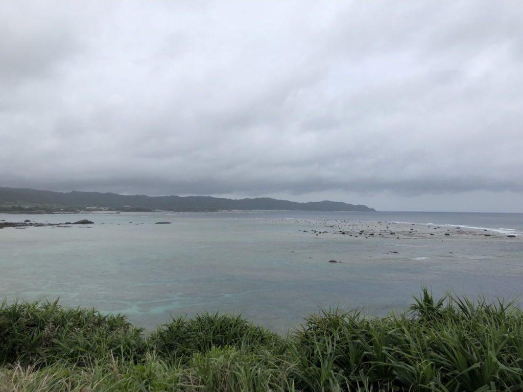 あやまる岬の眺望