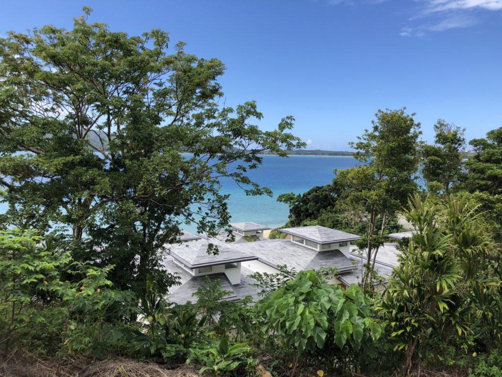 奄美大島のネストアット奄美ビーチヴィラ