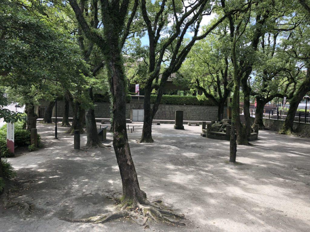 鹿児島市内の歴史ロード