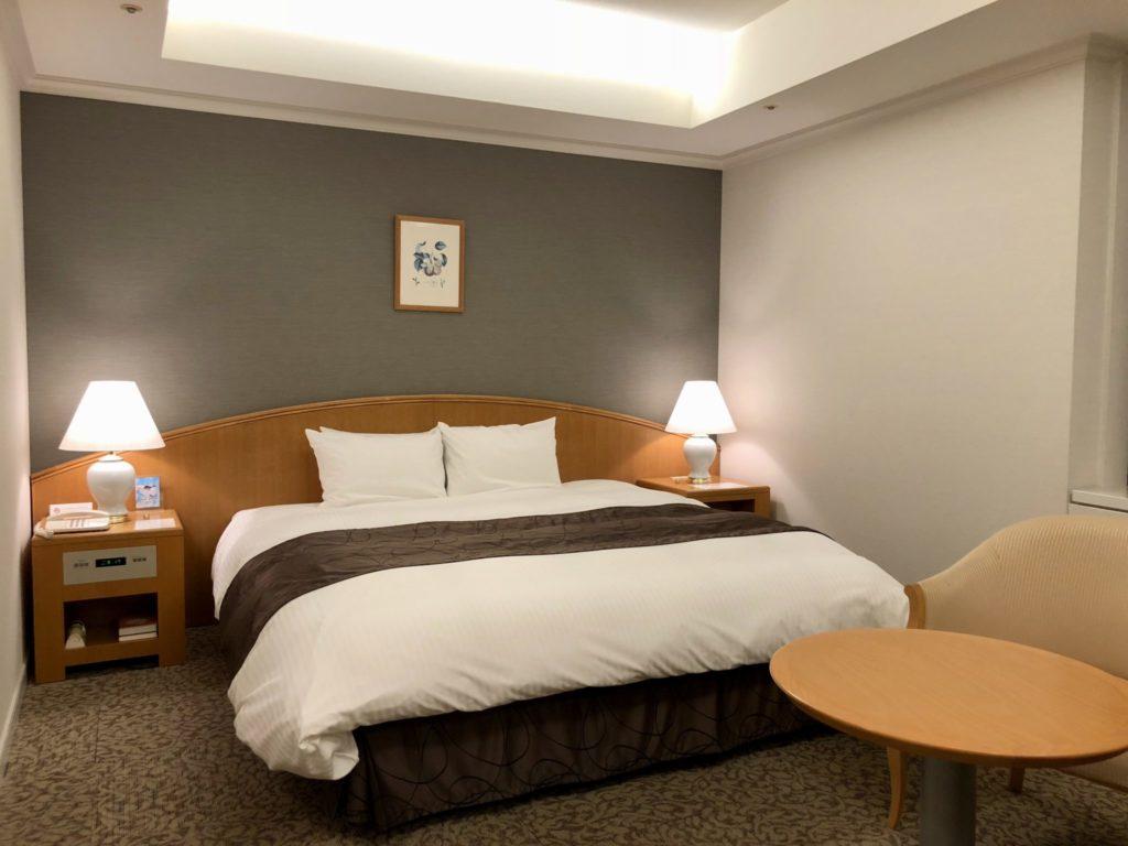 ホテル京セラの部屋