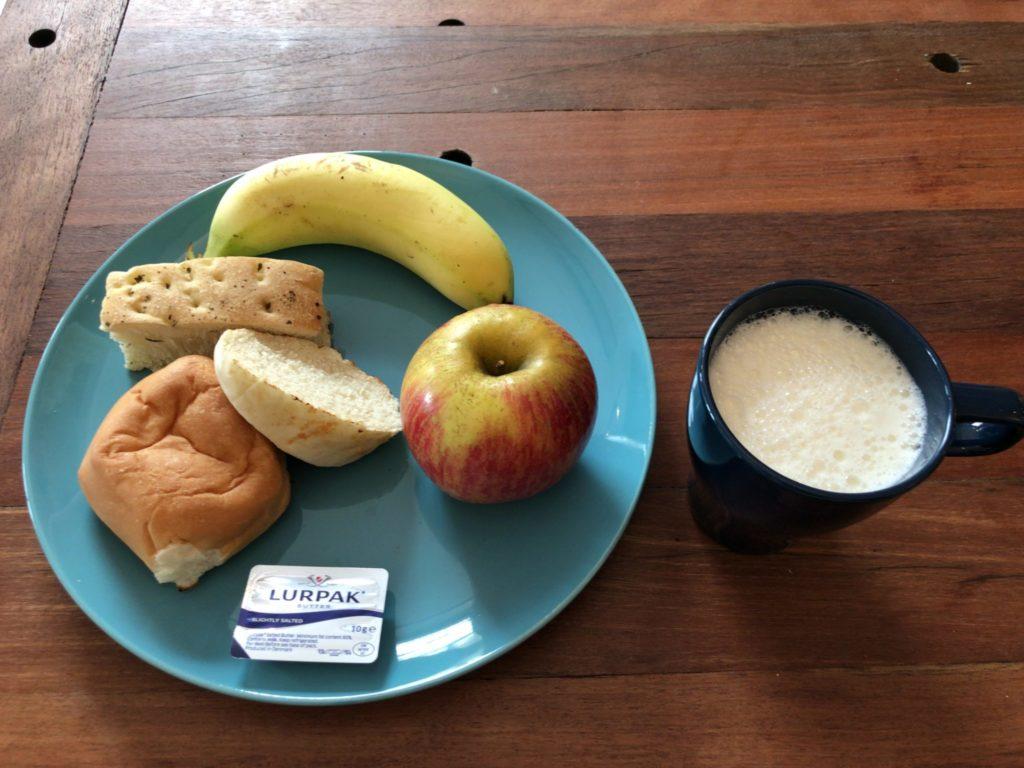 草祭二手書店の朝食