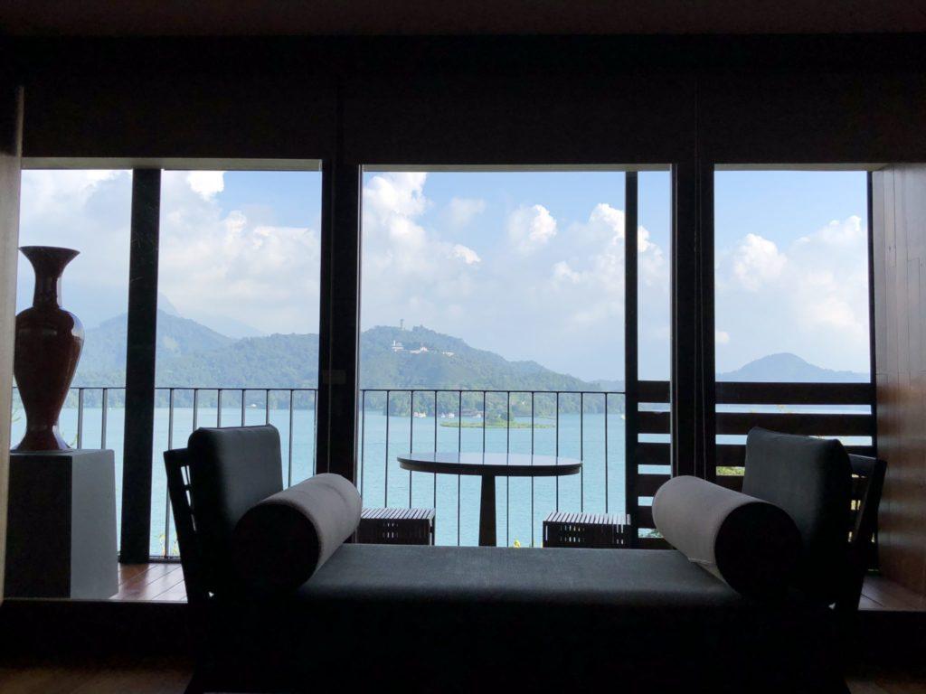 ザ・ラルーホテルの部屋